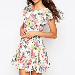 Dresses & Skirts - Love Skater Dress In Floral Print